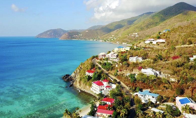 Road Town Main Street Tortola BVI